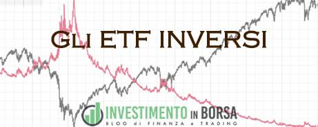 Gli ETF inversi possono sollevare un portafoglio in perdita