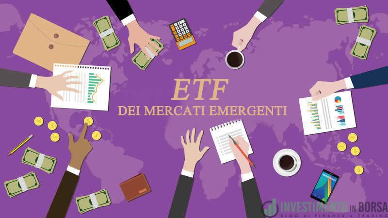 ETF dei mercati emergenti: le nuove frontiere ESG