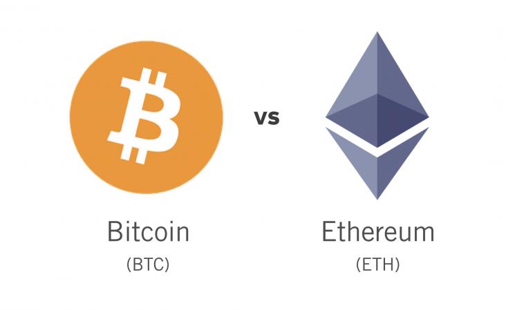 Bitcoin vs Ethereum: Principali Differenze