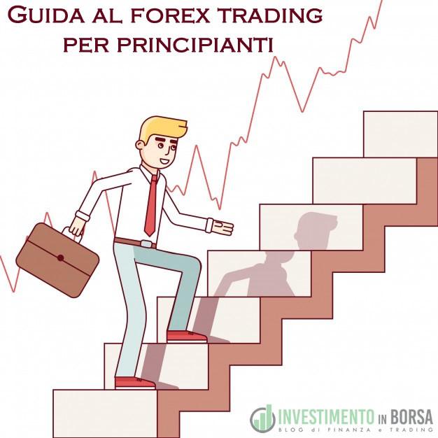 Guida al forex trading per principianti