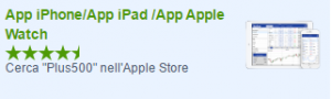 plus500 app apple