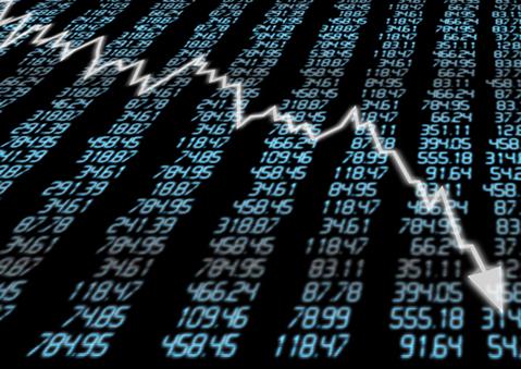Perché il mercato delle azioni potrebbe calare del 50%
